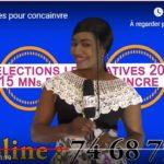 15 minutes pour convaincre, une tribune d'expression offerte par Vision Plus TV aux Candidats aux élections législatives de mars et avril 2020.