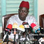 Apaisement du climat Social: Le Premier ministre Choguel Kokalla Maïga tente de calmer la tension syndicale Il exhorte l'UNTM à lui «accorder un peu de temps» et promet de «trouver une solution durable à ses revendications»